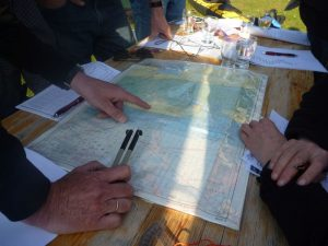 Navigationsworkshop und Tourenplanung 2018