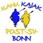 Logo der Kanuabteilung des Post-Sportvereins Bonn