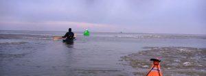 Training und Prüfung EPP 3 Seekajak