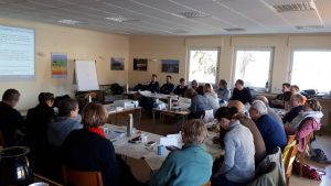 SEEKAJAK Navigationsworkshop und Tourenplanung 2020