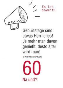 Jürgen Halbig 60. Geburtstagsparty @ Clubraum