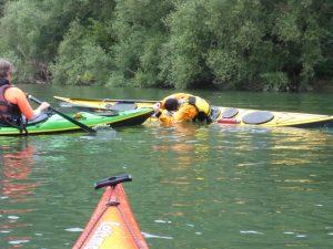 Training für Langbootfahrer @ Bootshaus